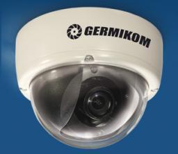 GERMIKOM DX  Вариофокальные купольные камеры
