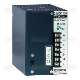 PS-24240/I OSNOVO Блок питания 24v,DC, ПРОМ