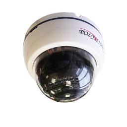 PDM1-IP2-V12P v.2.3.4 PolyVision Видеокамера IP, купол 2Мп,ИК,варио,PoE