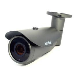 AC-HS206VP (2.8-12) AMATEK Видеокамера цв, цилиндр AHD/TVI/CVI/CVBS,2Мп