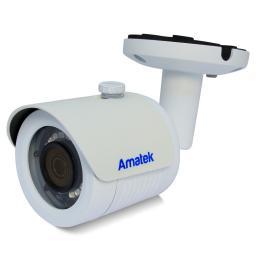 AC-IS302 (3.6)(PoE) AMATEK Видеокамера IP, цилиндр 3Мп,ИК