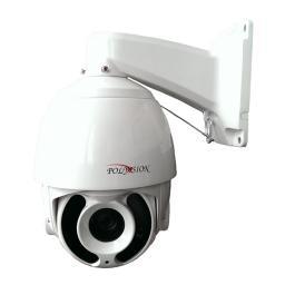 PS-IP2-Z36MT v.3.6.5 PolyVision Видеокамера IP, купол 2Мп, поворотная