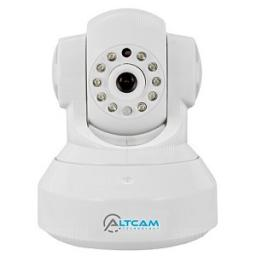 IBC15IR-WF AltCam Видеокамера IP 1М,повор,Wi-Fi,чебур