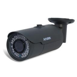 AC-HS204VSS (2.8-12) черн) AMATEK Видеокамера цв, цилиндр AHD/TVI/CVI/CVBS,2Мп