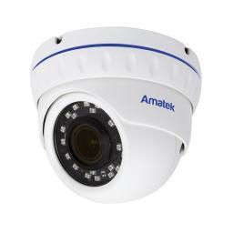 AC-IDV503M (2.8)(PoE)(слот SD) AMATEK Видеокамера IP, купол 5Мп,ванд,микрофон