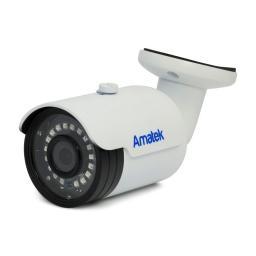 AC-HS503S  (2.8mm) бел) AMATEK Видеокамера цв, цилиндр AHD/TVI/CVI/CVBS,5Мп
