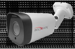 PNL-IP5-Z5MPAL v.5.9.8 PolyVision Видеокамера IP, цилиндр Uni, 5Мп,а/ванд,PoE