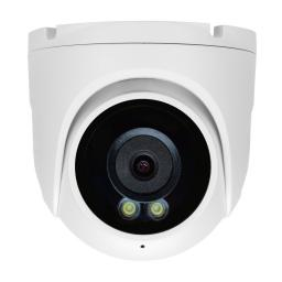 PVC-IP5X-DF2.8PF PolyVision Видеокамера IP, купол 5Мп, F1.0