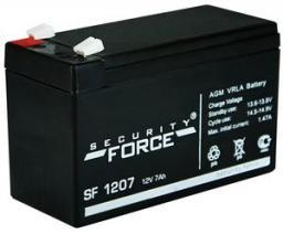 SF-1207 (7 А/ч) Security Force Аккумулятор 12В