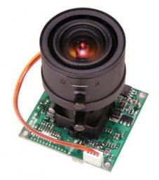 ACE-S360CHV4(2,5-6,0) KT&C Видеокамера ч/б, модуль варио