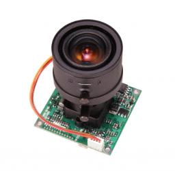 ACE-EX560CHV4(2,5-6,0) KT&C Видеокамера ч/б, модуль варио
