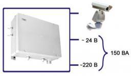 SKAT-V.24/220AC Бастион Блок питания ИВЭР