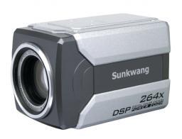 SK-Z141XP/SO(3.9 - 85.8) SunKwang Видеокамера цв. корп,варио, д/н,PTZ
