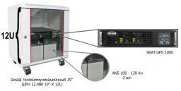 SKAT-UPS1000 Rack Бастион Блок питания ИВЭР