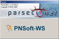 PNSoft-WS Parsec Программное обеспеч.