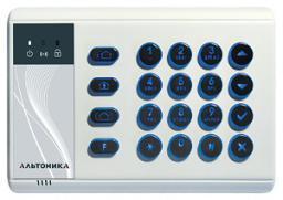 Риф-КТМ-NL с подсветкой Альтоника Клавиатура