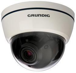 GCA-B1322DR (2.8-10) Grundig Видеокамера цв, купол варио,д/н,PIP,