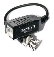 TP-C/5 (300-600м) OSNOVO Приемопередатчик по вит.паре,пассивн