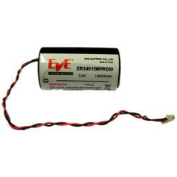 ER34615M/W200A Visonic Аккумулятор для MCS710,720,730