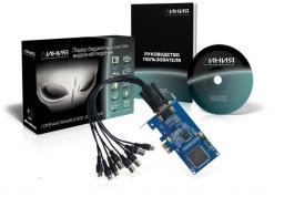 Линия AHD 4x25 Hybrid IP ДевЛайн Система видеорегистрации