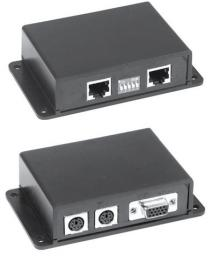 VKM01 SC&T Комплект передача VGAпассивн