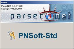 PNSoft-32 Parsec Программное обеспеч.