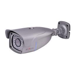 PN2-M2-V12IRA-IP PolyVision Видеокамера IP, цилиндр 2МП, варио, уличн.