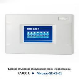 Мираж-GSM-GE-X8-01 Стелс Контроллер GSM