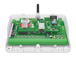 Контакт GSM-16 Ритм Панель охранная,р/канал