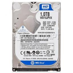 WD10JPLX (7200rpm) 32Mb Western Digital Жесткий диск 1Tb, SATA-III, 2.5''