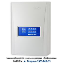 Мираж-GSM-M8-03 Стелс Контроллер GSM