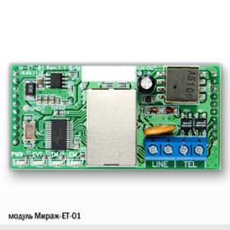 Мираж-ET-01 Стелс Контроллер GSM