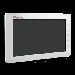 PVD-10M v.7.1 white PolyVision Видеодомофон цв. 10'', HF, SD