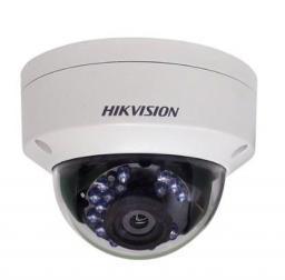 DS-2CE56D1T-VPIR (3,6мм) HIKvision Видеокамера цв, купол TVI,ИК, д/н,улич,а/в
