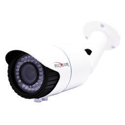 PNM-IP4-V12P v.2.1.6 PolyVision Видеокамера IP, цилиндр H265, 4Мп,улич,варио