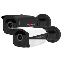 PN-IP2-B3.6 v.2.5.3 PolyVision Видеокамера IP, цилиндр 2Мп,улич,ИК,МФ