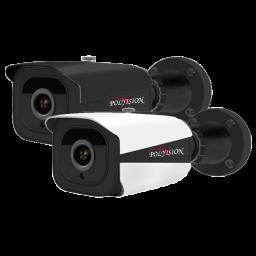 PN-IP2-B3.6P v.2.5.3 PolyVision Видеокамера IP, цилиндр 2Мп,улич,ИК,PoE