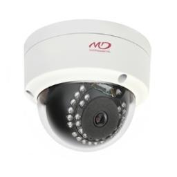 MDC-AH8260FTN-24H (3,6) MicroDigital Видеокамера цв, купол AHD,1,3Мп, улич, ИК