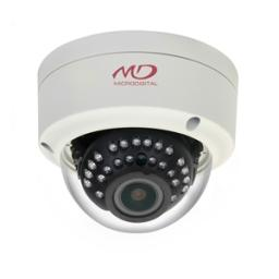 MDC-AH8260TDN-24H MicroDigital Видеокамера цв, купол AH,1,3Мп,улич,ИК