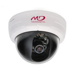 MDC-AH7260FDN (3,6) MicroDigital Видеокамера цв, купол AHD,1,3Мп