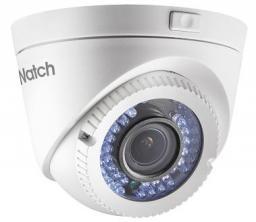 DS-T119 (2.8-12) HiWatch Видеокамера цв, купол TVI, 960Р, варио