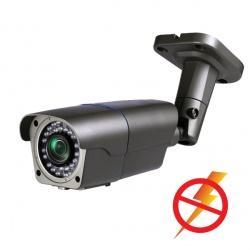 PNL-IP2-V50PL v.9.7.7 dark PolyVision Видеокамера IP, цилиндр 2Мп,улич,варио