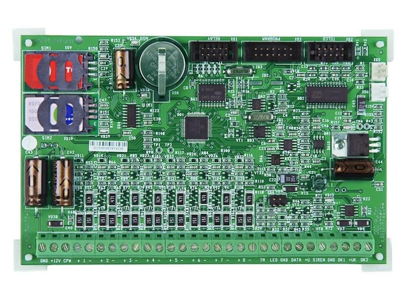инструкция контакт Gsm 5 2 - фото 3