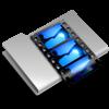 Ролик записан с IP видеокамеры J2000 IP-B111-PDN